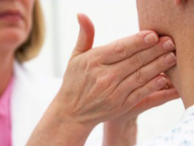 осмотр лимфомы брекитта