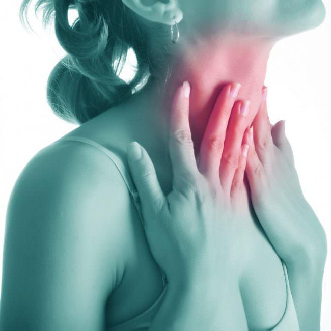 симптомы рака щитовидки