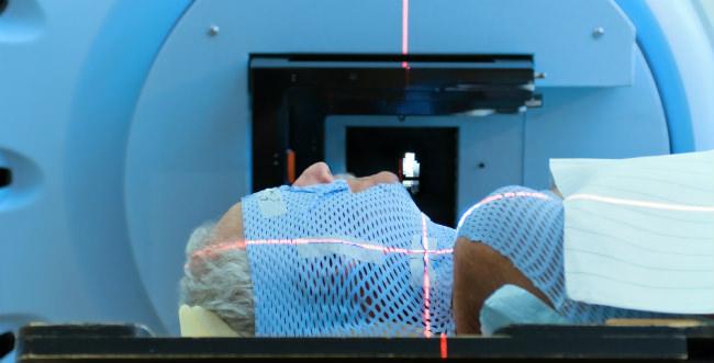 процедурі лучевой терапии
