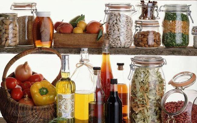 Травы и продукты для настоек