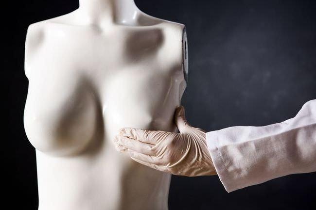 Манекен грудь