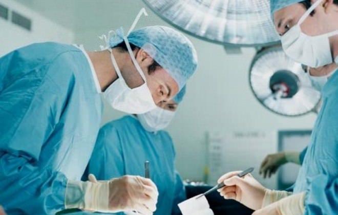 Удаление саркомы хирургическим путем