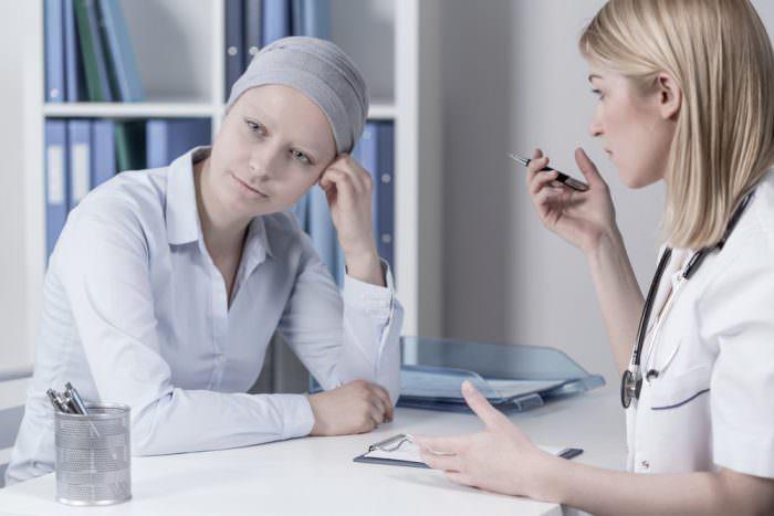 Пациент с раком