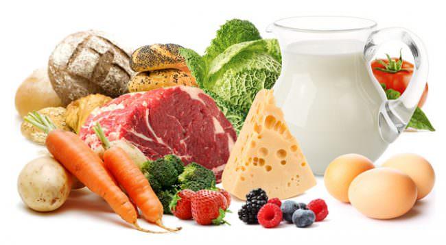 продукты полезные при раке желудка