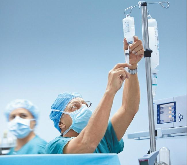 подготовка к химиотерапии
