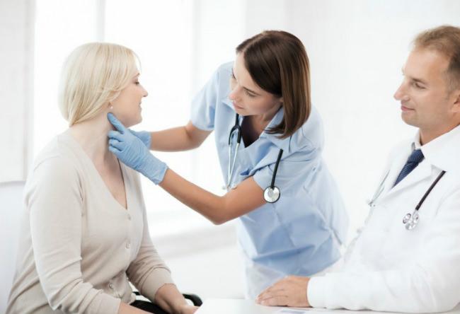 диагностирование лимфомы кожи