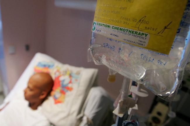 химиотерапия в палате
