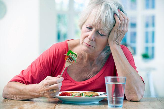 потеря аппетита после химиотерапии