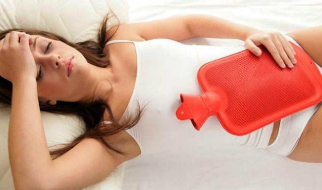 боль в брюшной области симптом
