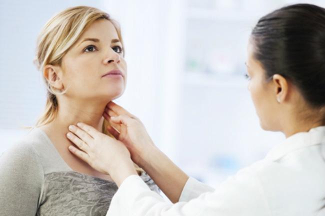 осмотр лимфоузлов у онколога