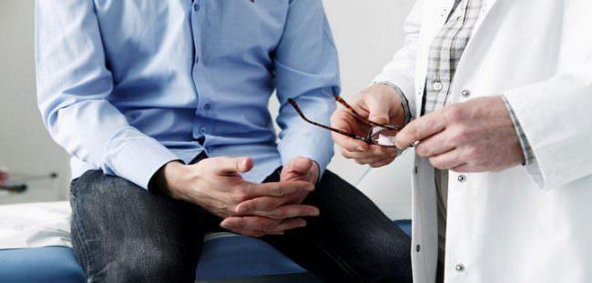 пациент с раком аденомы простаты у онколога