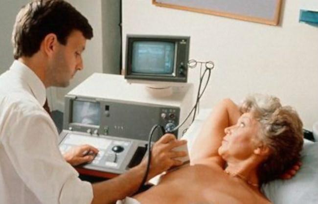 обследования рак груди