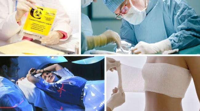 лечение саркомы рака груди
