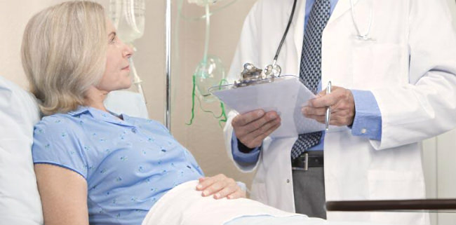 врач прогноз пациентке рак груди