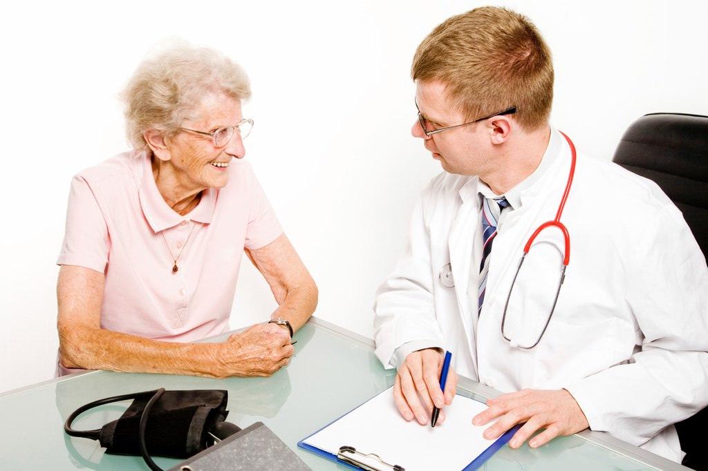 Рак - болезнь пожилых