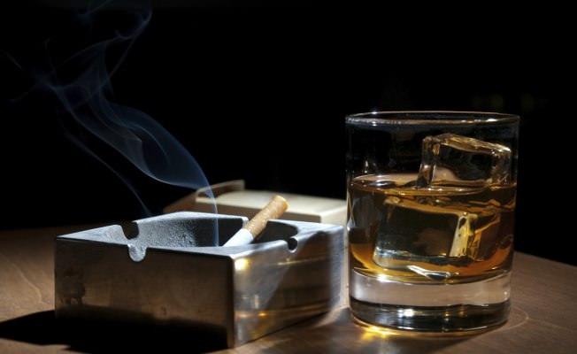 Вредные привычки - одна из причин саркомы и рака