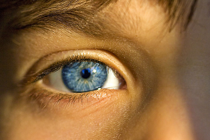 Лечение рака глаза у ребенка