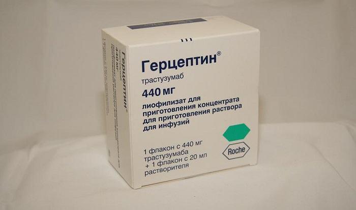 Инъекция Герцептин