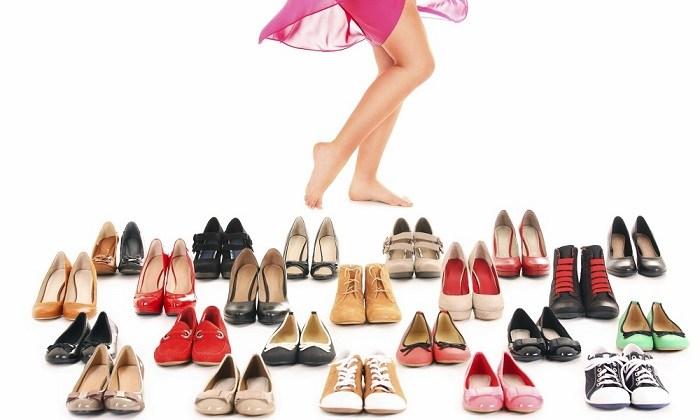 Ношение некомфортной и не подходящей по размеру обуви