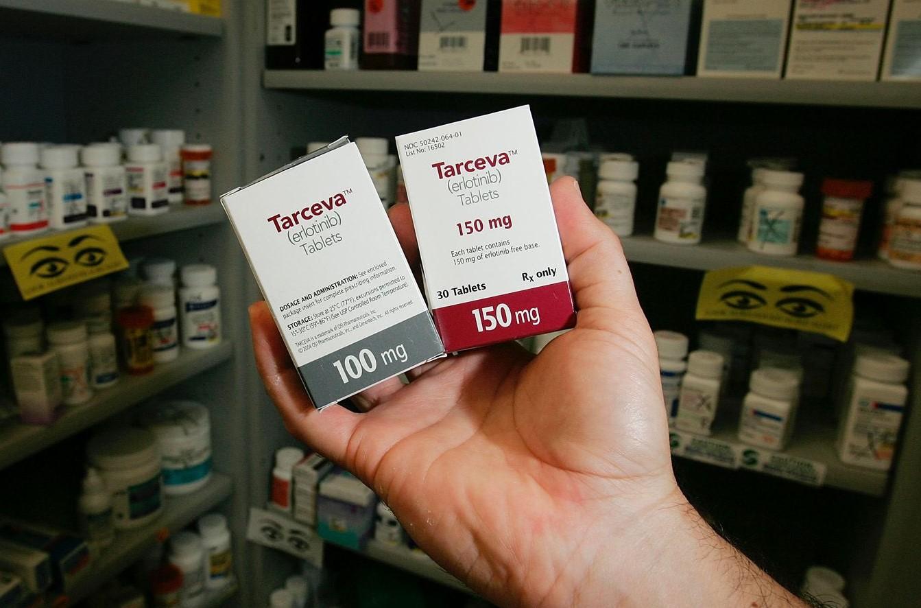 Тарцева в аптеке