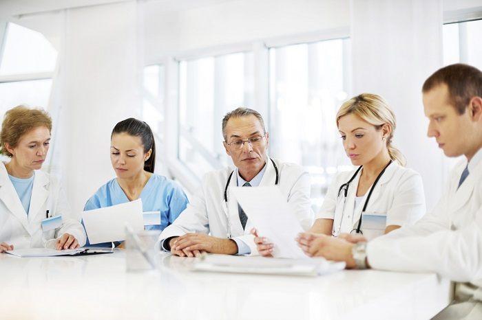 консилиумом врачей-онкологов
