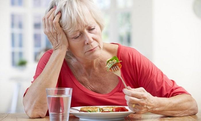 Ухудшение аппетита