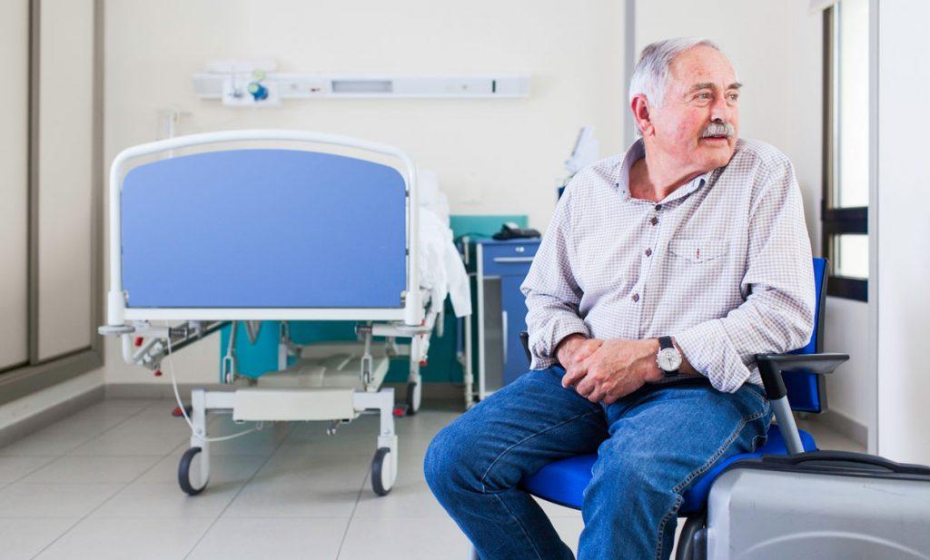 Пациент за 65 лет