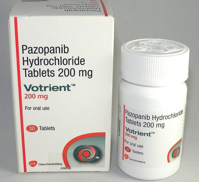 Пазопаниб