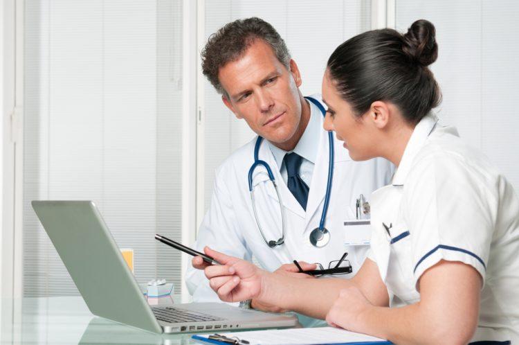 Общение докторов