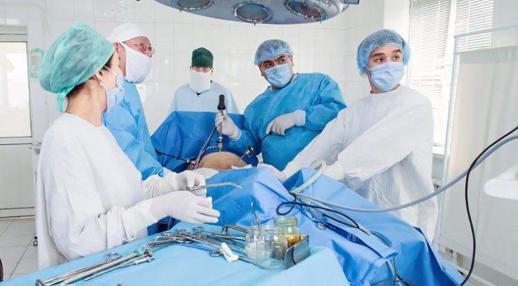 Операция на матке