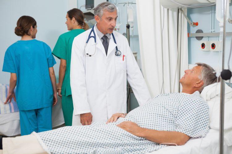 Пациент на стационаре