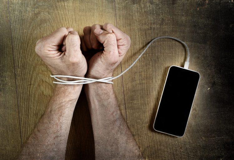Заложник мобильного