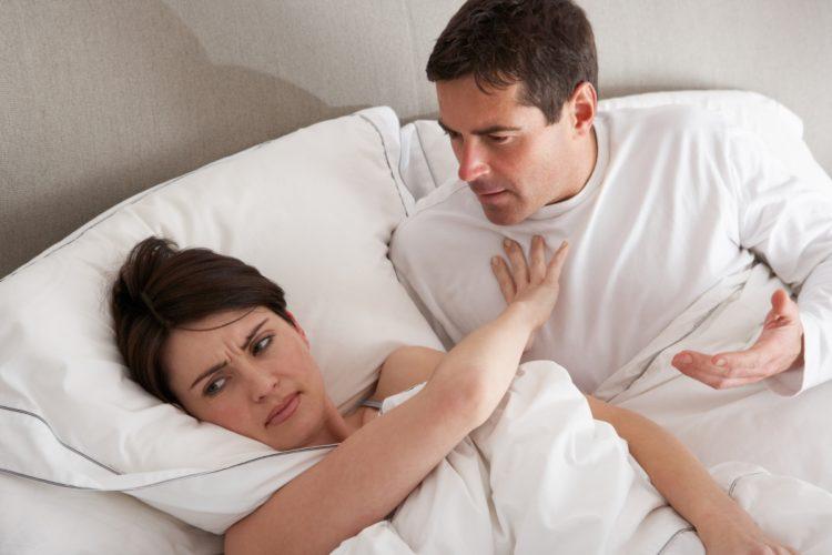боли при интимной близости