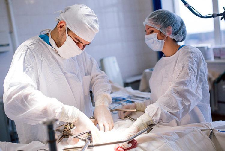Операция головного мозга