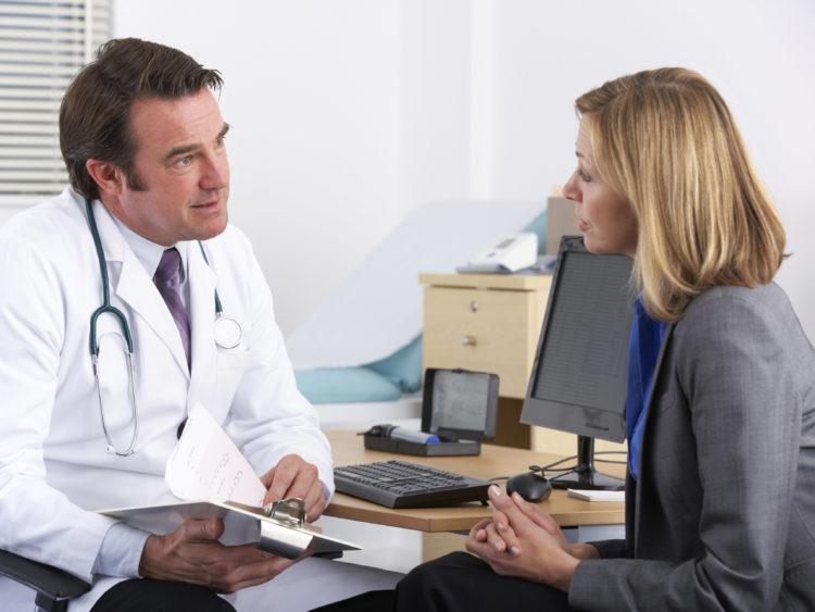 обращение к доктору