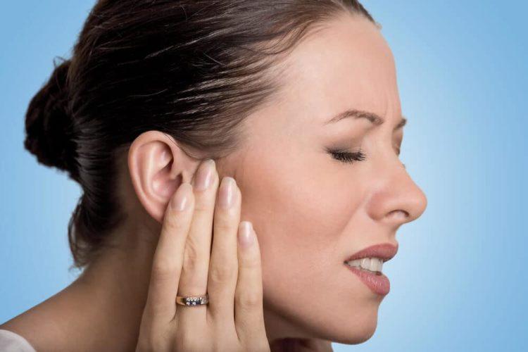 Параганглиома уха