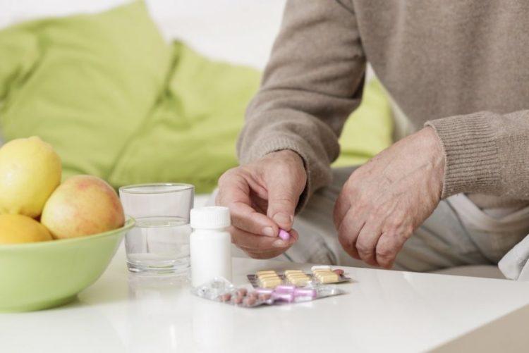 Принимать таблетку