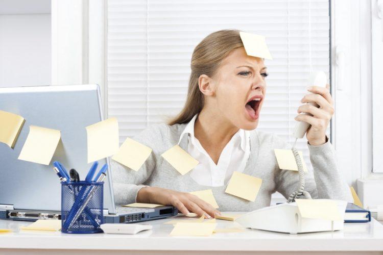 Тяжелые стрессы