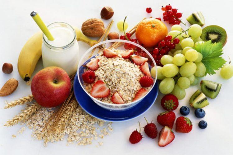 Нескорректированной рацион питания