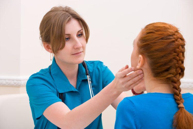 Новообразование щитовидной железы
