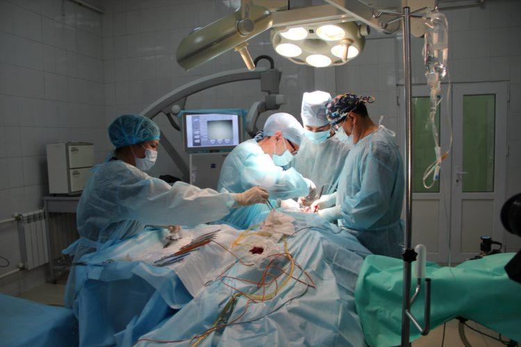 Операция шеи