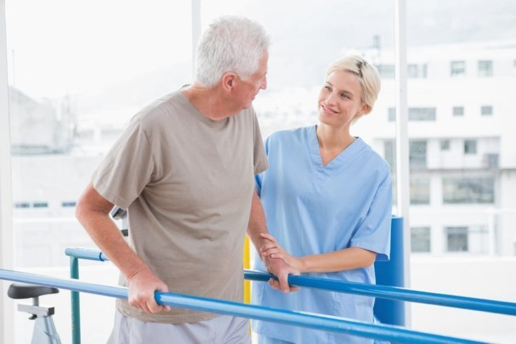 Реабилитация пациентов
