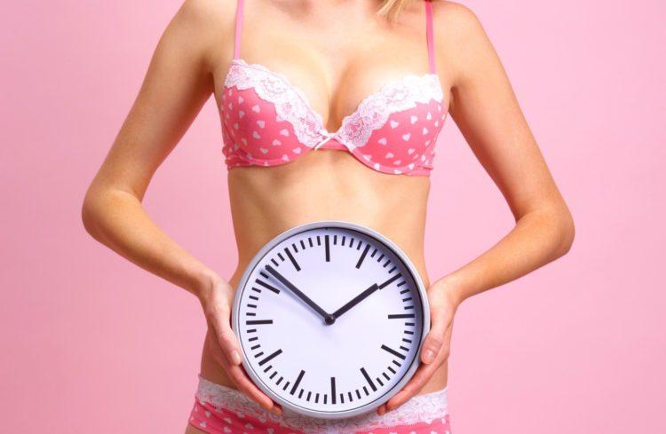 Сбои менструального цикла